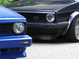 VW Golf 1 GTI Tuning Wallpaper